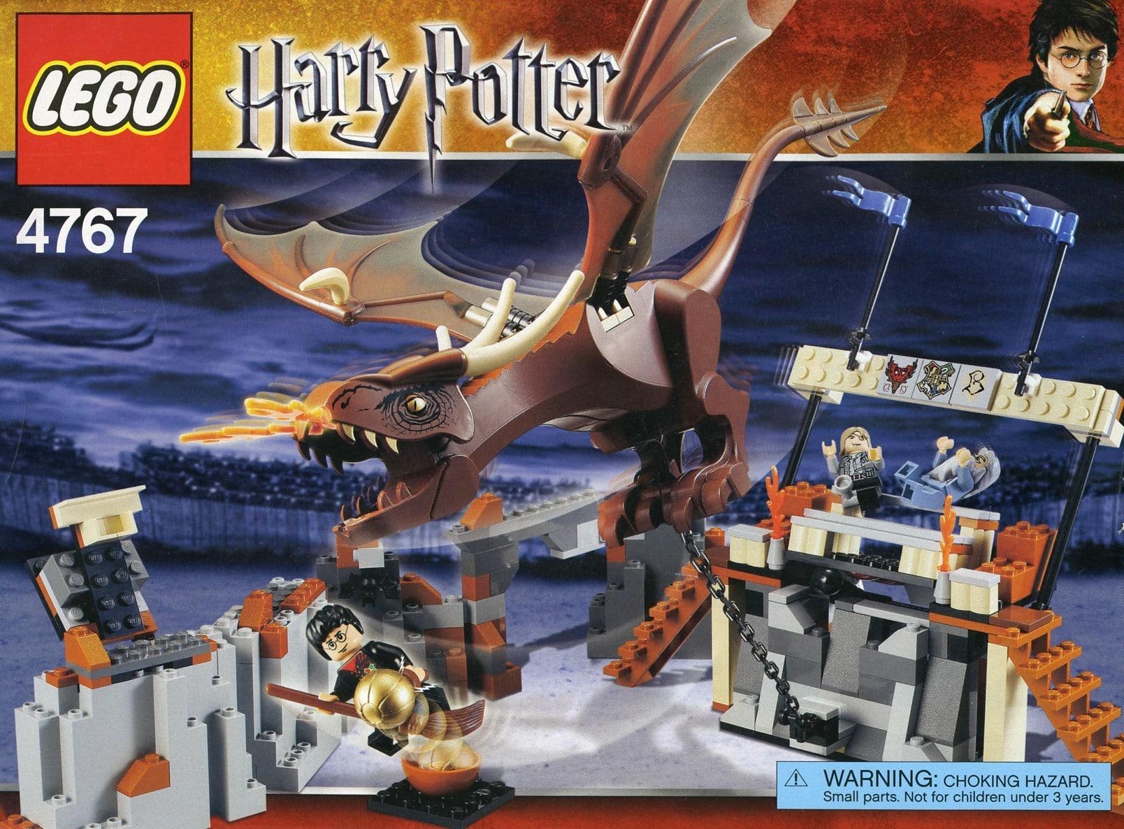 LEGO Harry Potter 4767