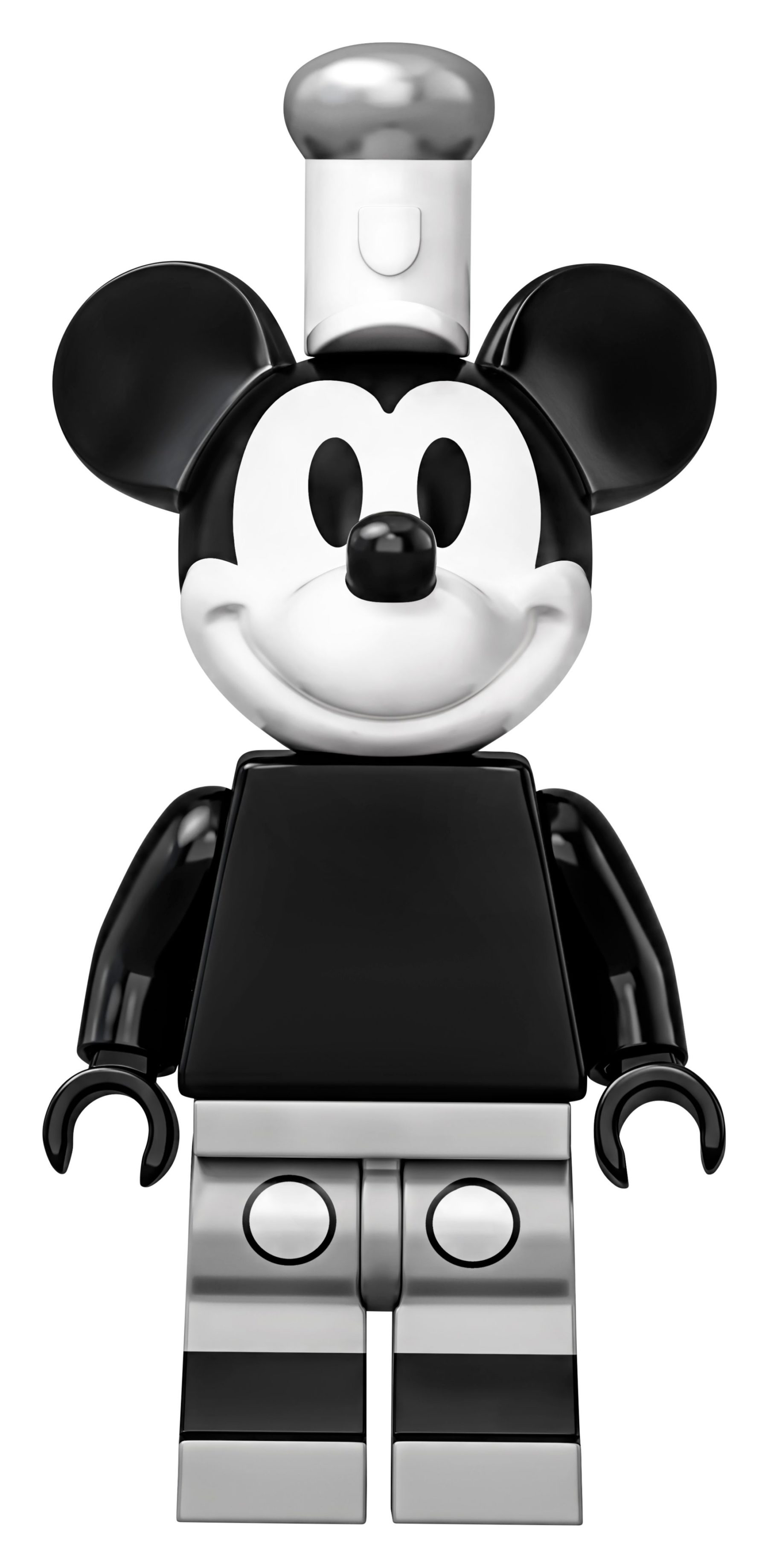 LEGO Ideas 21317 Steamboat Willie Minifiguren