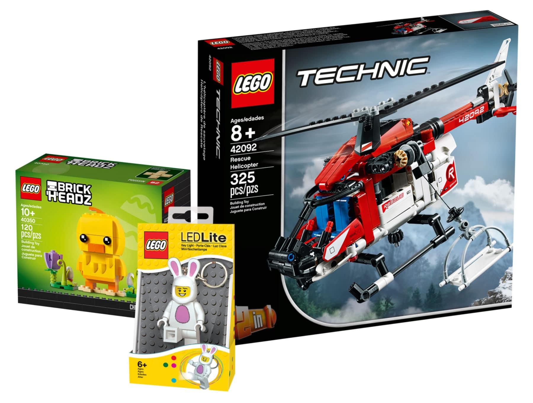 LEGO Technic Ostern Bundle 5005827