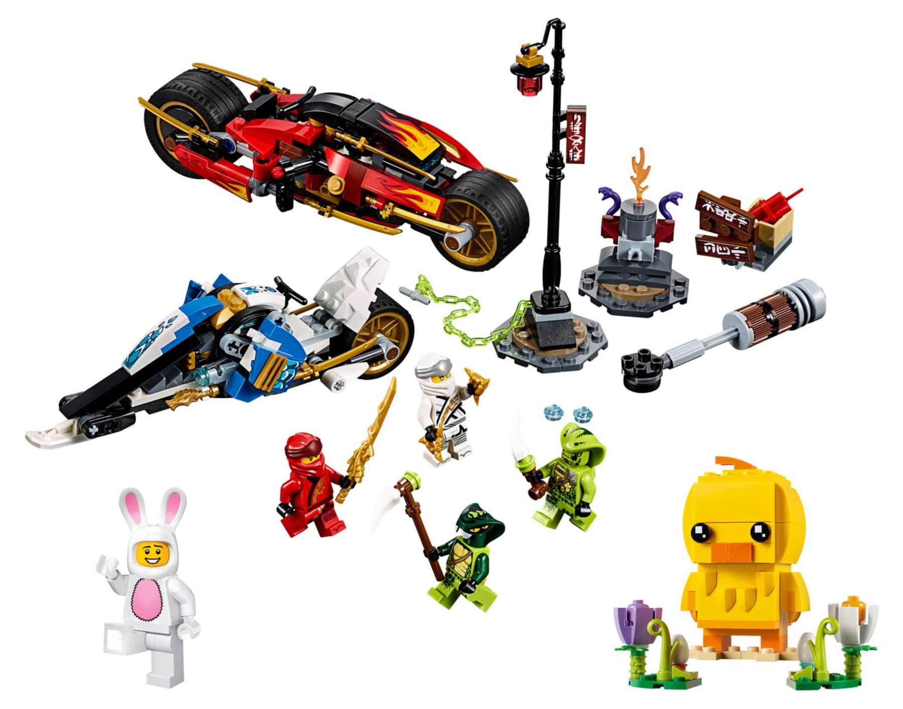 LEGO Ninjago Ostern Bundle 5005828