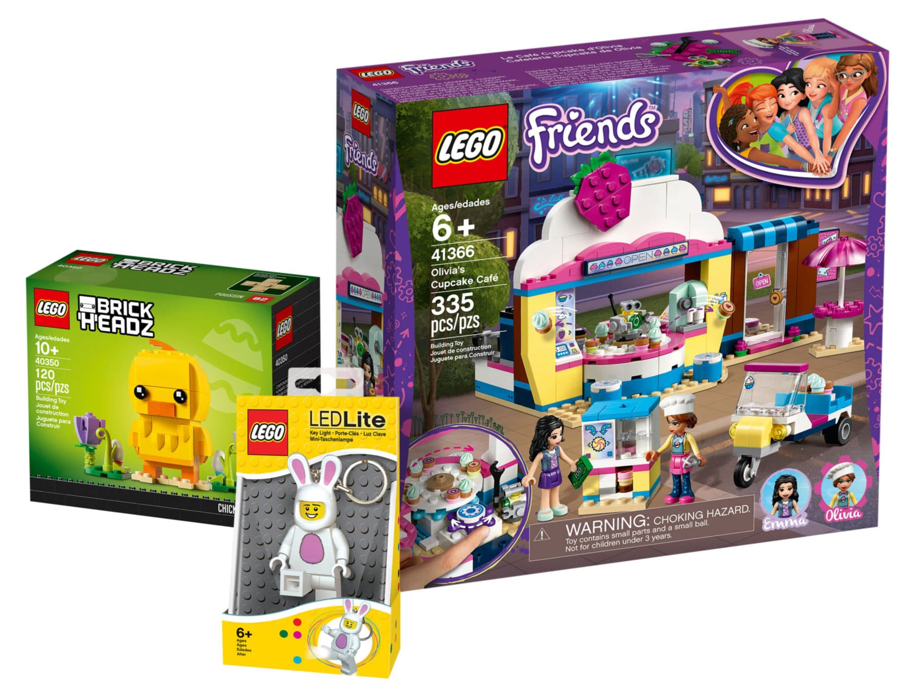 LEGO Friends Ostern Bundle 5005829