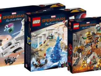 LEGO Spider Man: Far From Home
