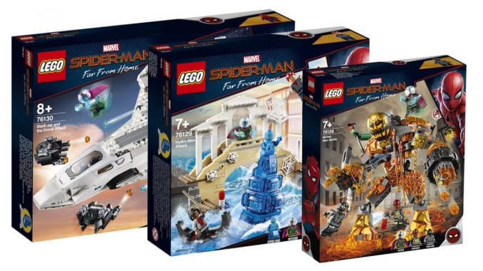 Lego Spider Man Far From Home Sets Jetzt Im Lego Online Shop
