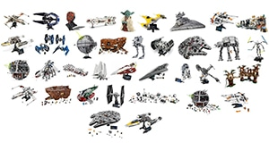LEGO Star Wars UCS Sets
