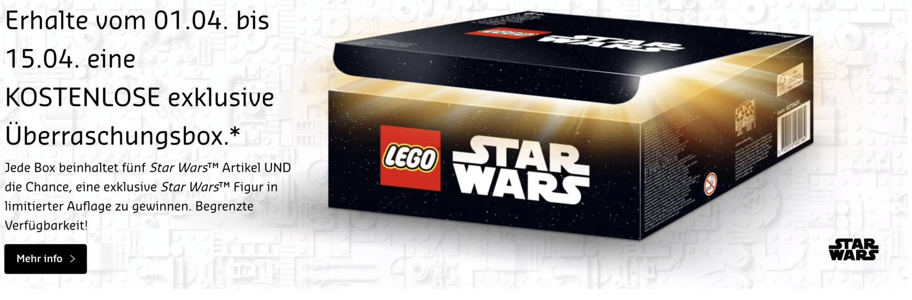 LEGO Star Wars Überraschungs-Box