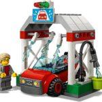 LEGO City 4+ 60232 Tankstelle
