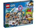 LEGO City 60233 Donut Shop Eröffnung