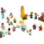 LEGO City 60234 Stadtbewohner - Jahrmarkt