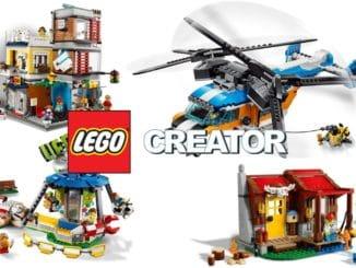 LEGO Creator Neuheiten Juni 2019