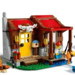 LEGO Creator 3in1 31098 Waldhaus am See