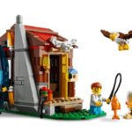 LEGO Creator 3in1 31098 Waldhaus am See - Rückseite