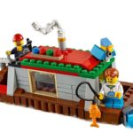 LEGO Creator 3in1 31098 Waldhaus am See - 2. Modell