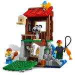 LEGO Creator 3in1 31098 Waldhaus am See - 3. Modell