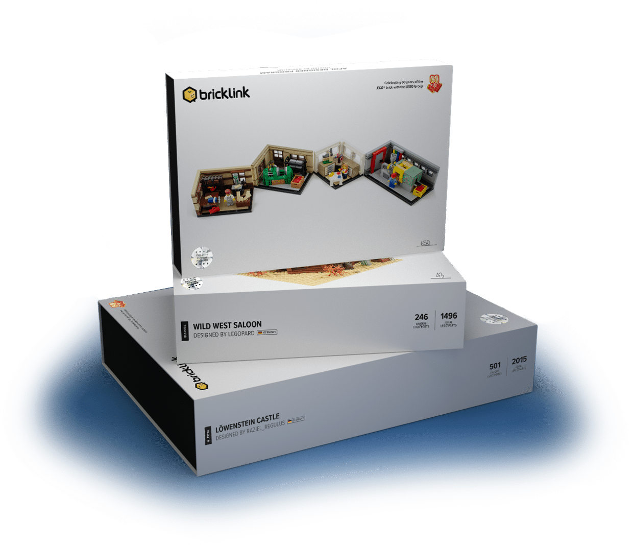 Bricklink AFOL Designer Program
