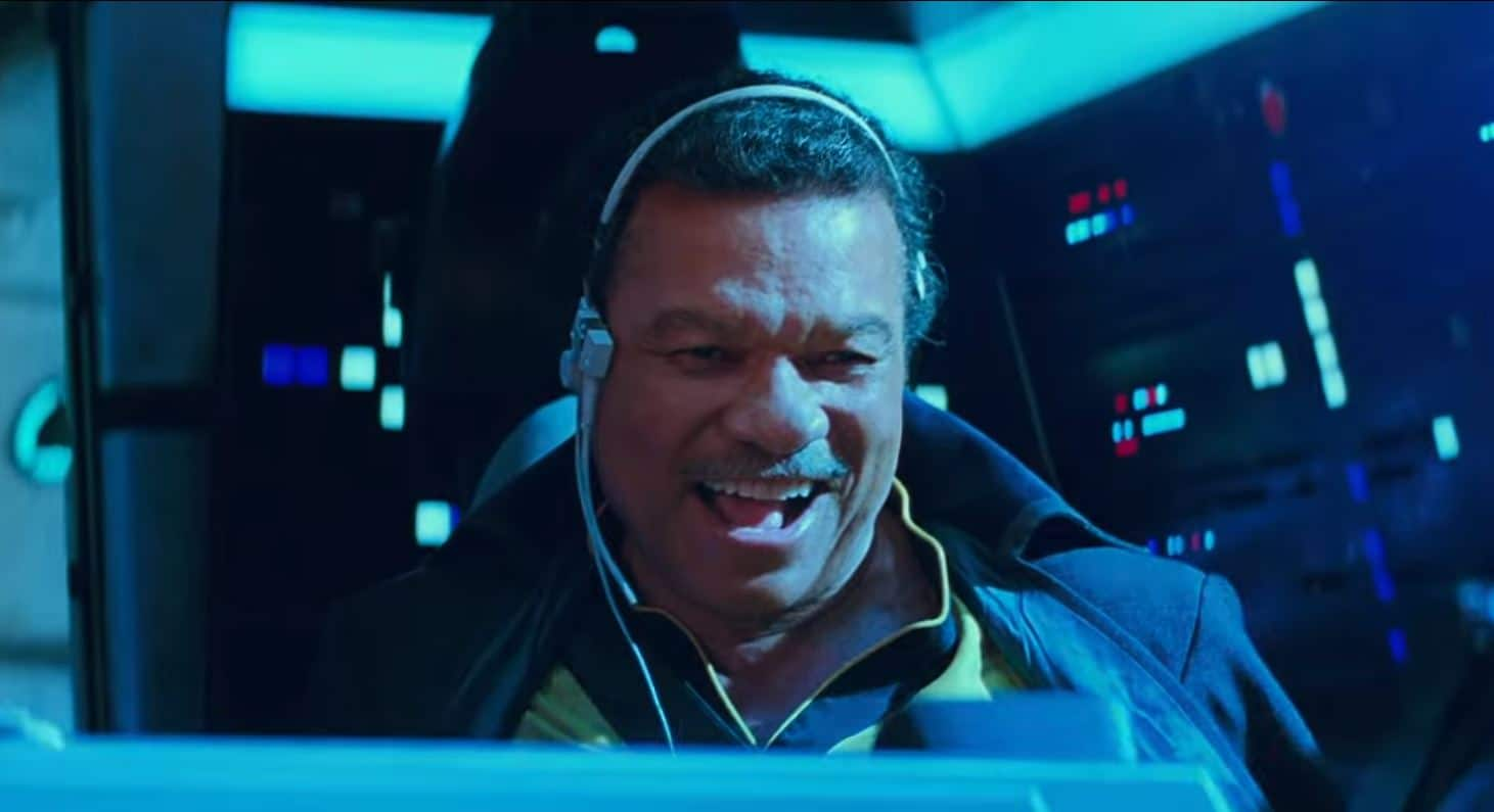Star Wars Episode IX: Billy Dee Williams als Lando Calrissian