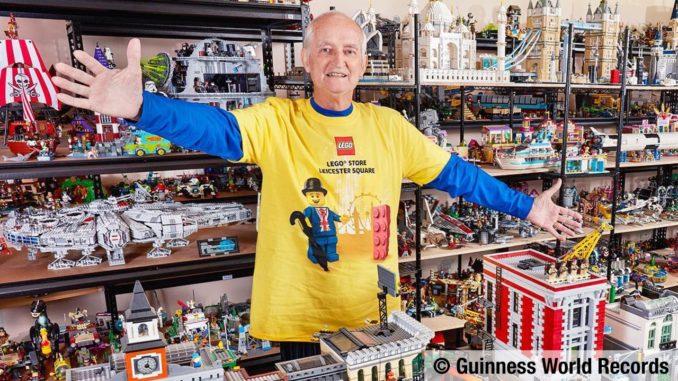 Die größte LEGO Sammlung der Welt