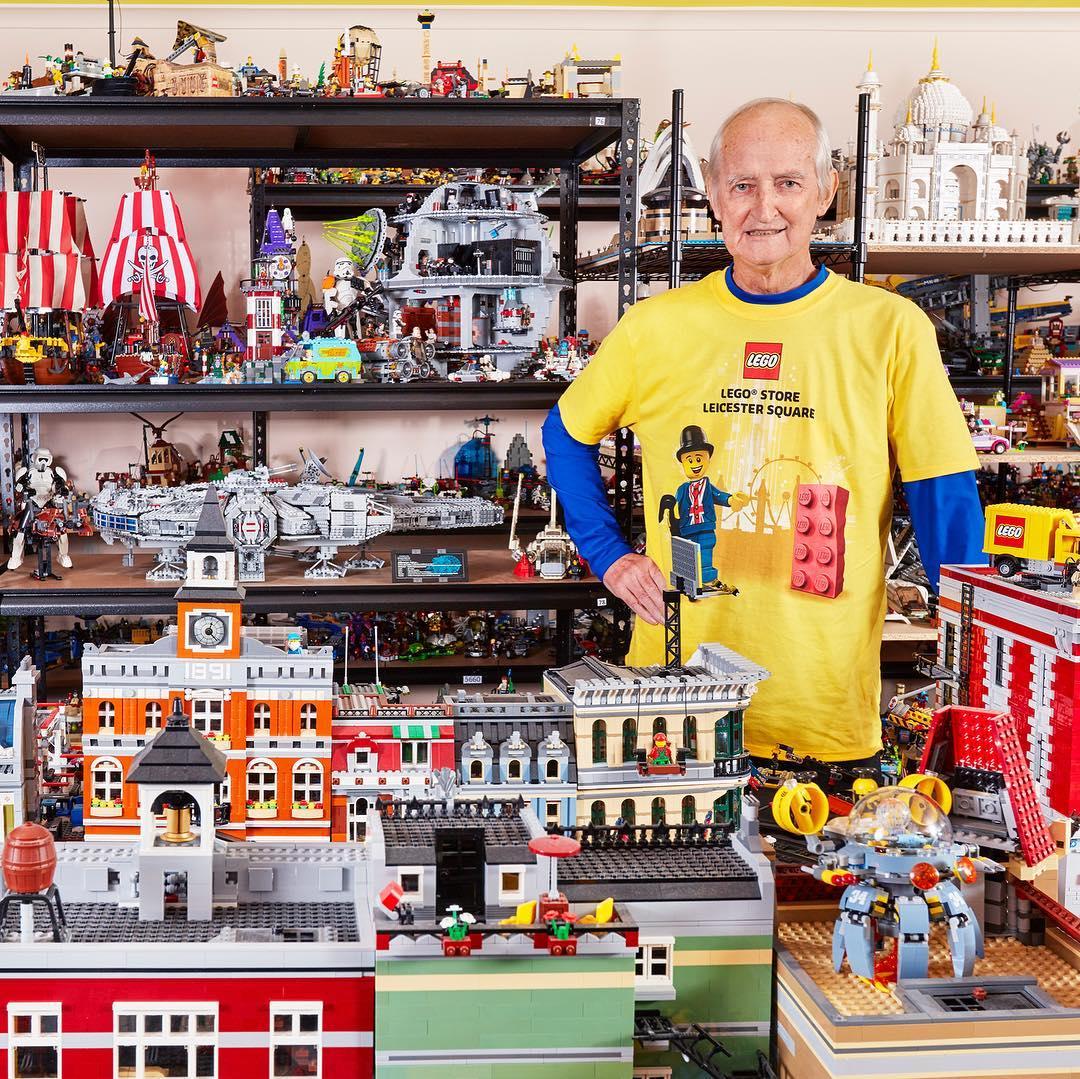 Guiness World Records: Die größte LEGO Sammlung der Welt