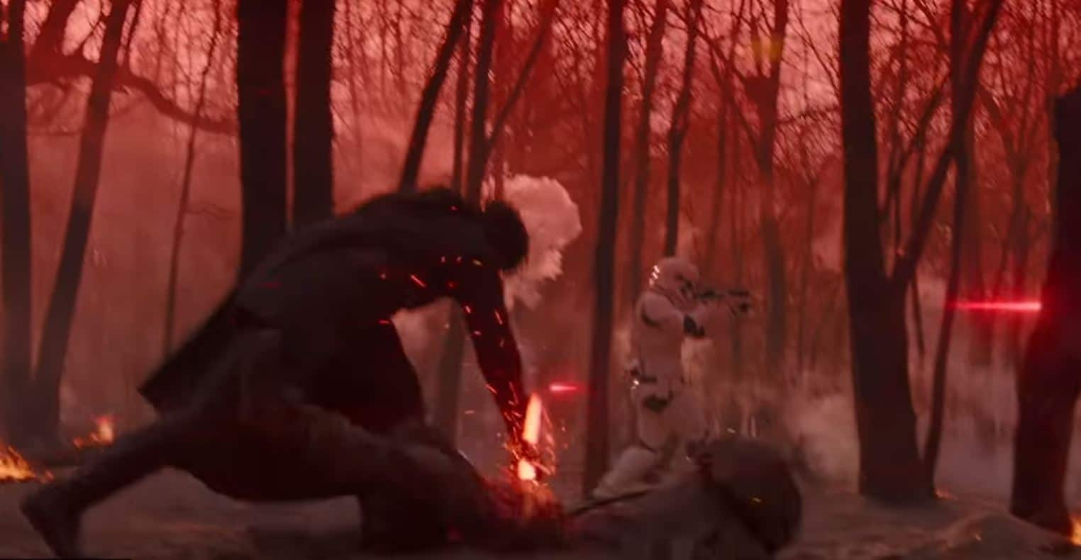 Kylo Ren im Star Wars Episode IX Trailer