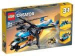 LEGO Creator 31096 Doppelrotor-Helikopter