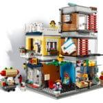 LEGO Creator 31097 Stadthaus