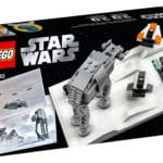 LEGO 40333 Battle of Hoth Box Rückseite