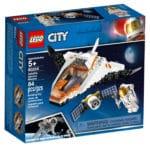 LEGO City Weltraum 60224 Box