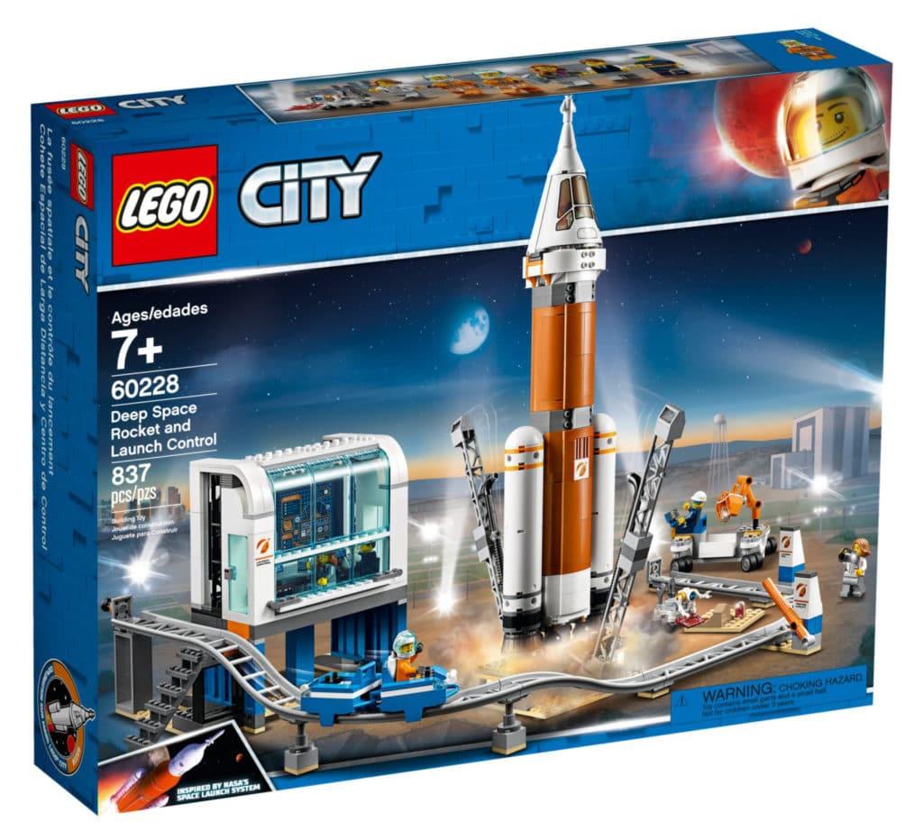 LEGO 60228 Box