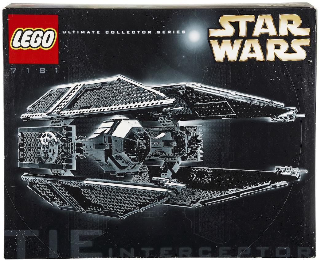 LEGO 7181 UCS TIE Interceptor