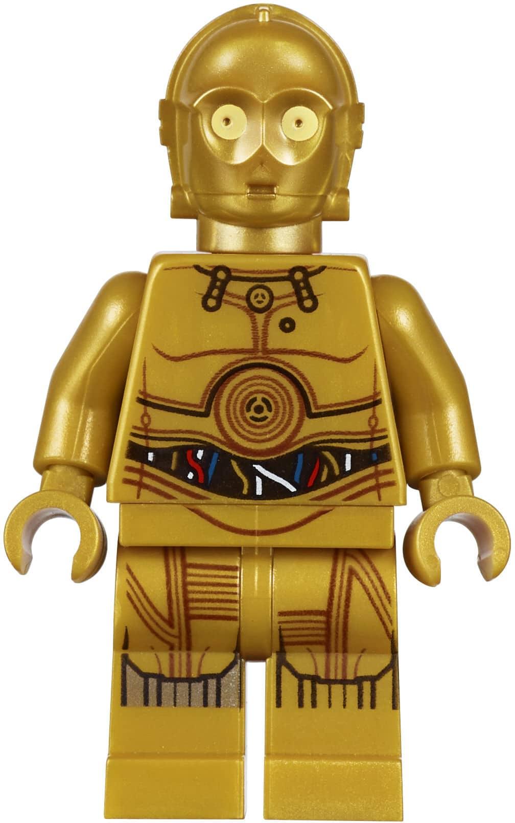 LEGO 75244 Tantive IV: C-3PO