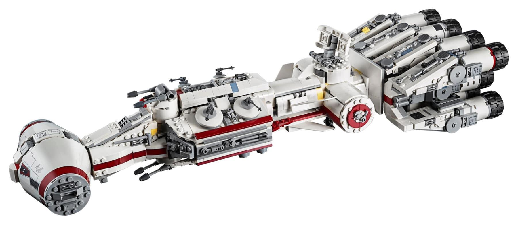 LEGO 75244 Vergleich