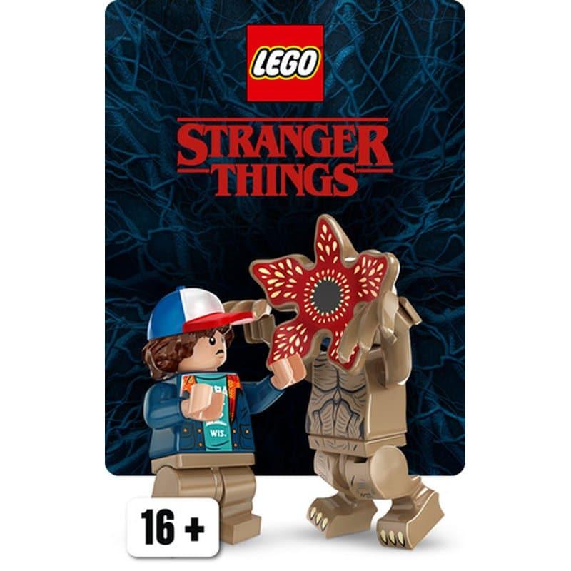 LEGO 75810 Dustin & Demogorgon