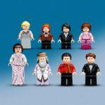 LEGO Harry Potter 75948 Hogwarts Glockenturm Minifiguren