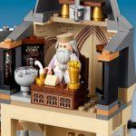 LEGO Harry Potter 75948 Hogwarts Glockenturm Dumbledores Büro