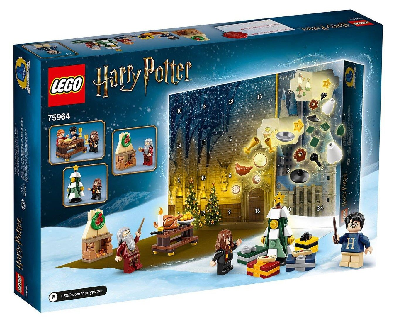 LEGO 75964 Harry Potter Adventskalender
