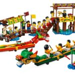LEGO 80103 Dragon Boat Race