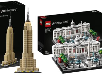 LEGO Architecture Sommer 2019