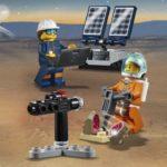 LEGO City 60225Rover-Testfahrt
