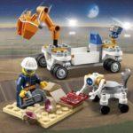 LEGO City 60228Weltraumrakete mit Kontrollzentrum