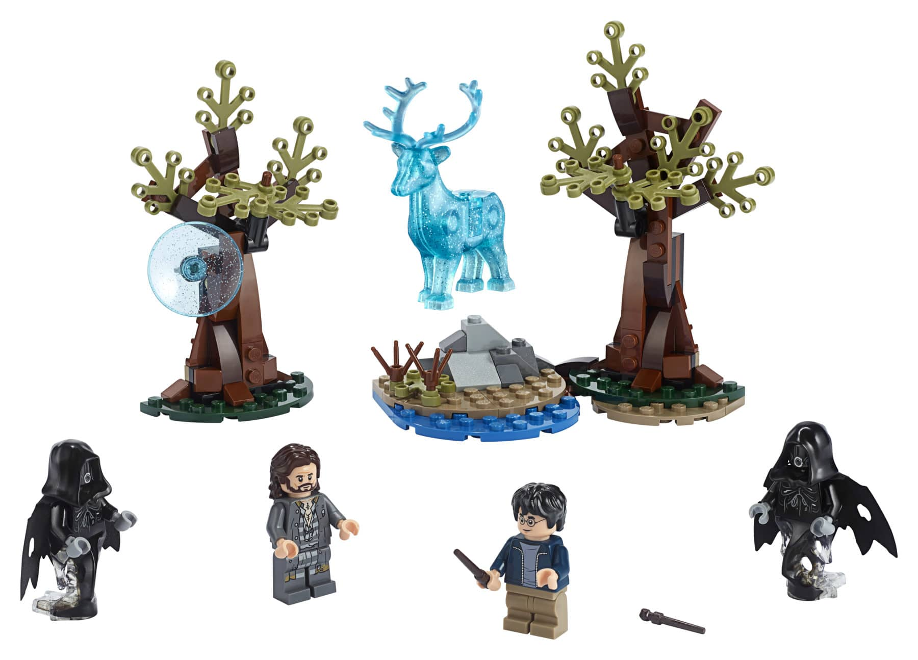 LEGO Harry Potter 75945 Expecto Patronum