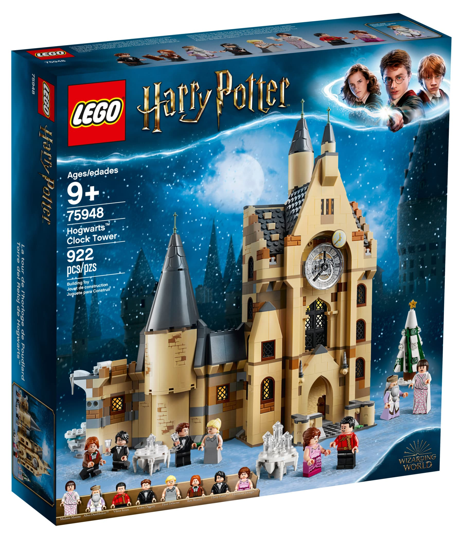 LEGO Harry Potter 75948 Hogwarts Glockenturm