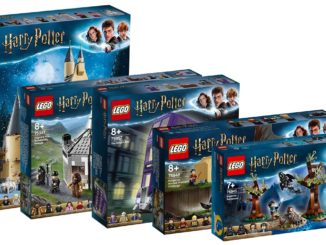 LEGO Harry Potter Juni 2019