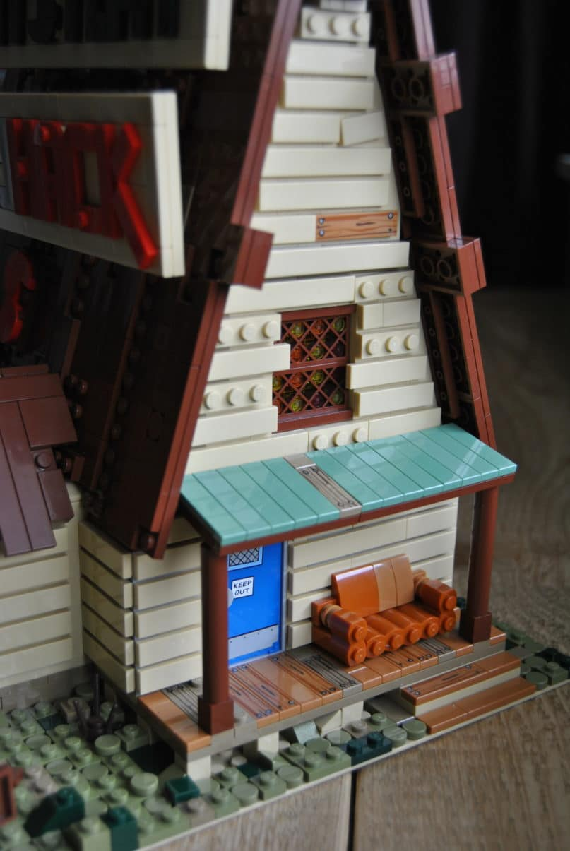 LEGO Ideas Mystery Shack