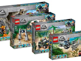 LEGO Jurassic World Juni 2019
