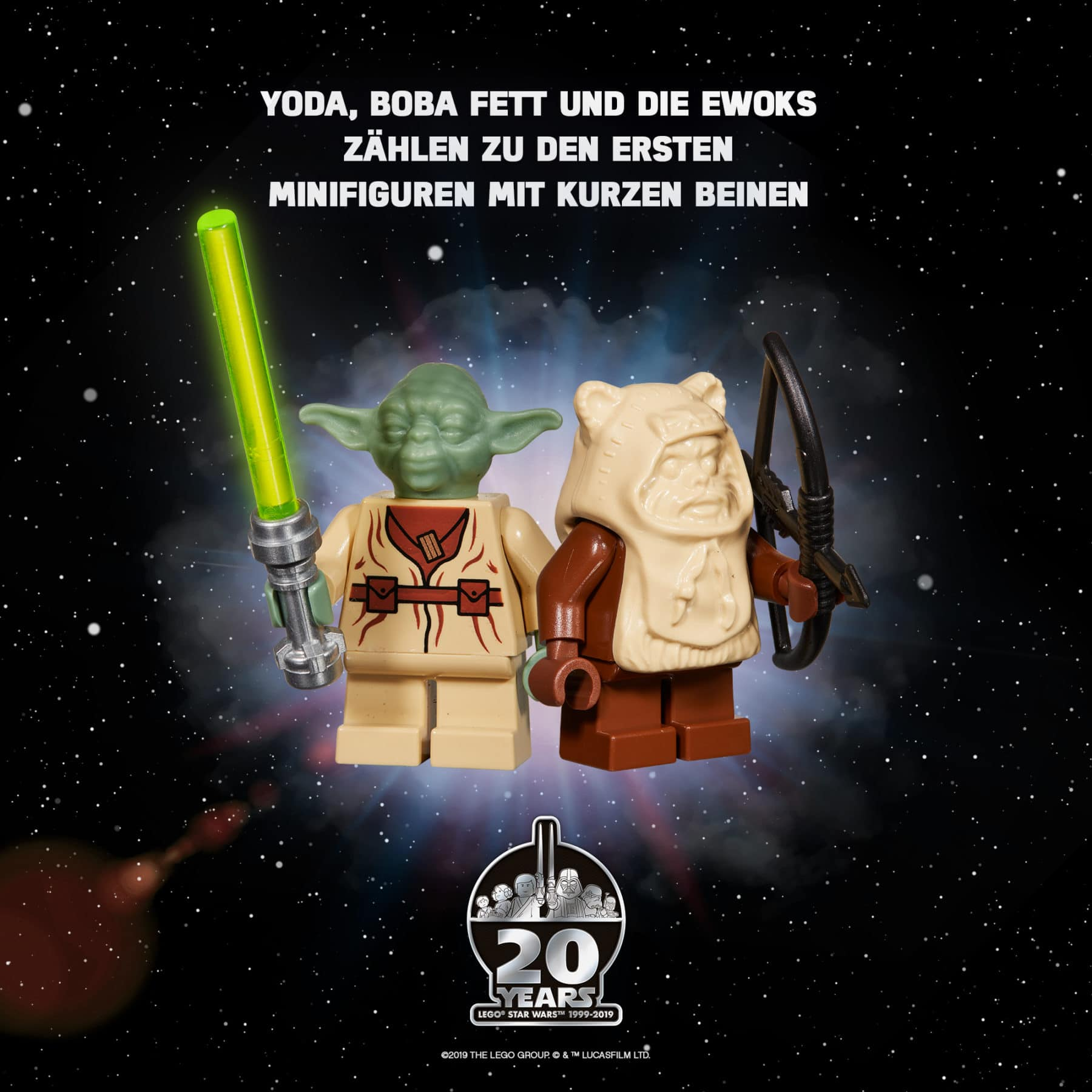 LEGO Star Wars 20th Anniversary Fakten
