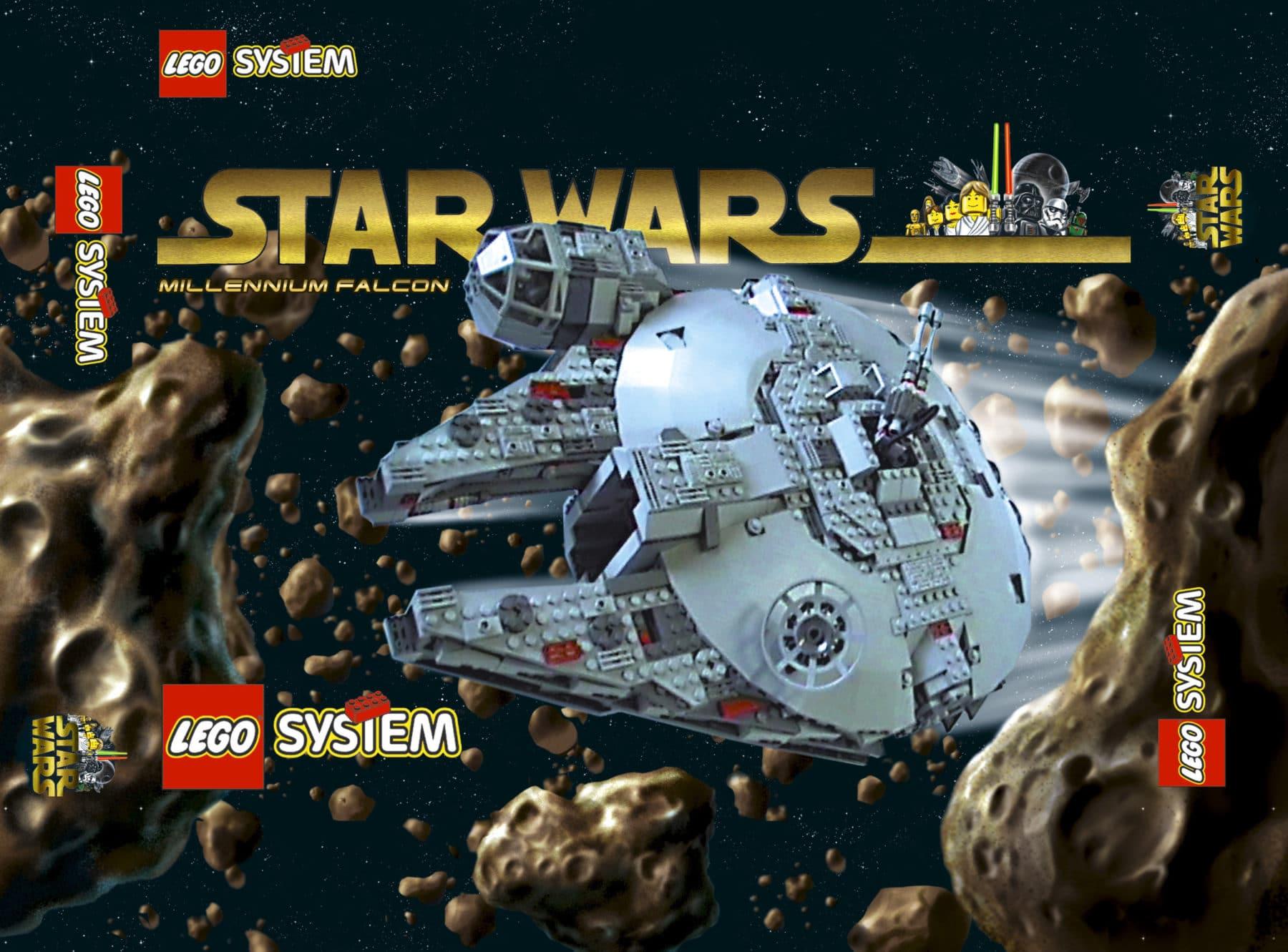 LEGO Star Wars Werbung 1999
