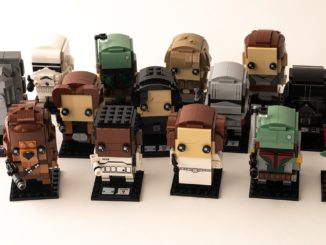 LEGO Star Wars BrickHeadz