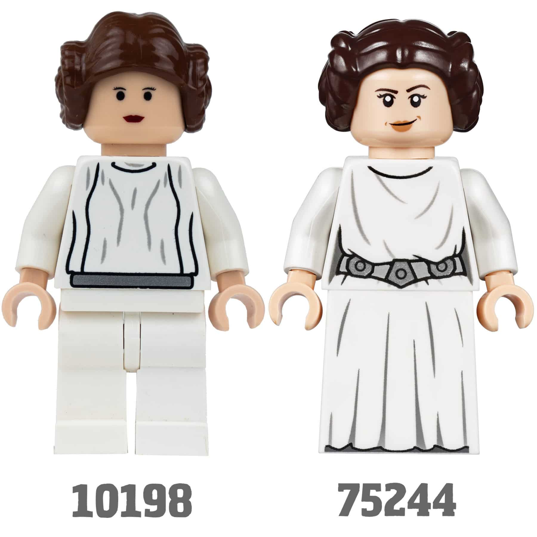 Tantive IV Leia Organa Vergleich