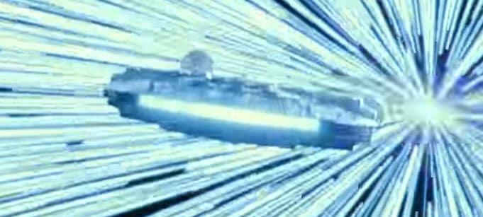 Star Wars Episode IX: Millennium Falcon