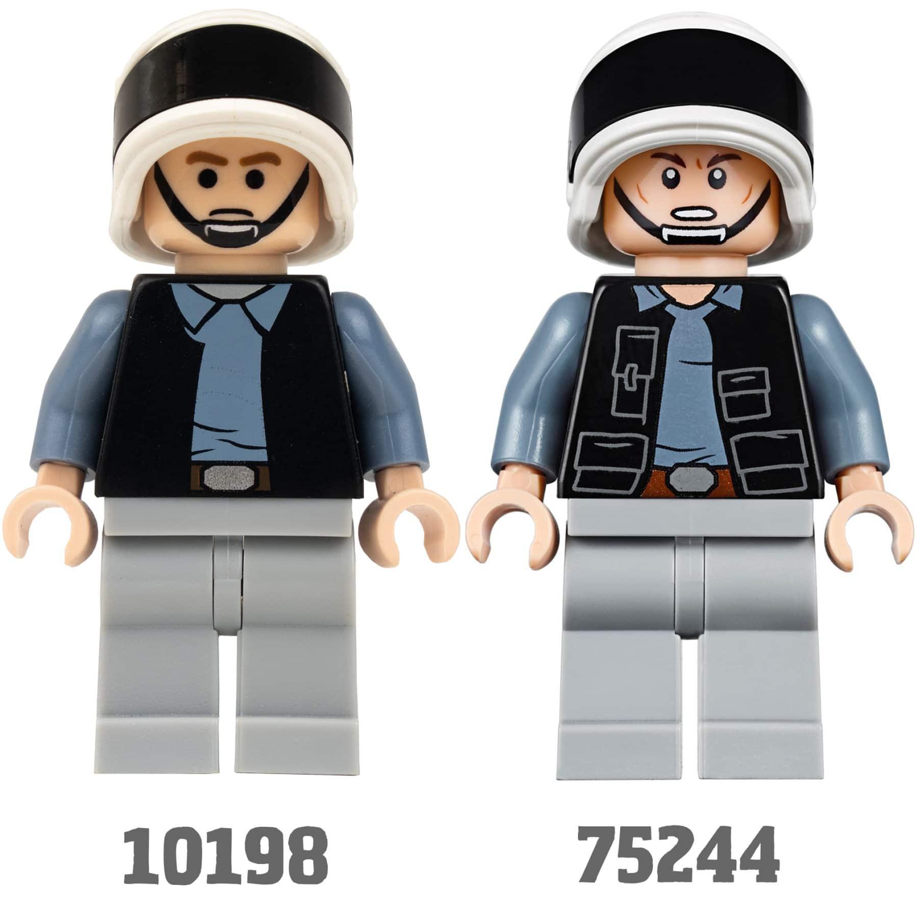 Tantive IV Rebellen Soldat Vergleich