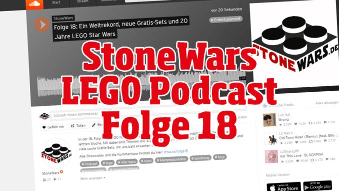StoneWars Podcast Folge 18